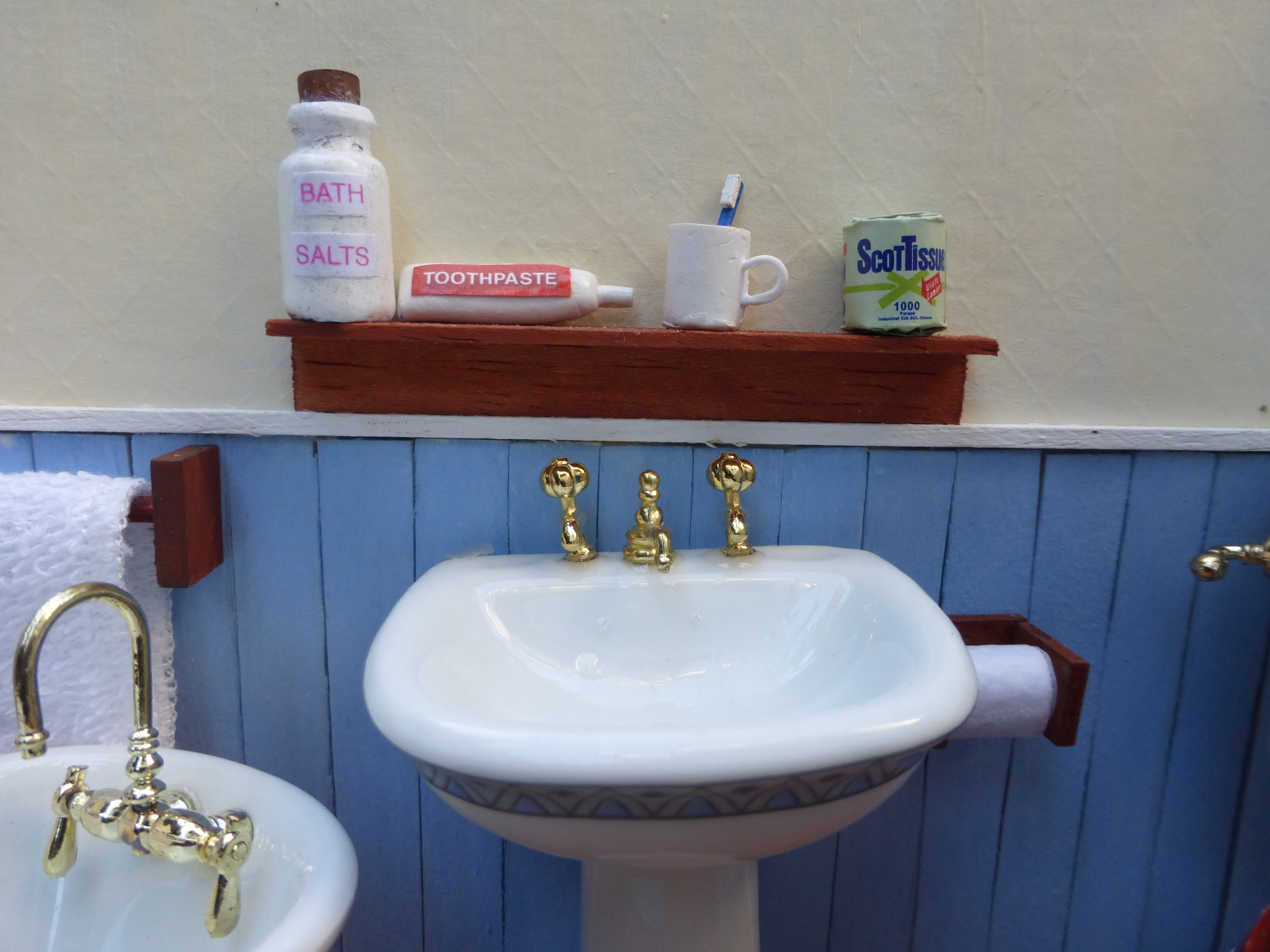 Ever had a Vole in your Bath??   www.wildlifekate.co.uk